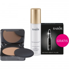 Power Duo - Make-up ontmoet verzorging - Vochtigheid